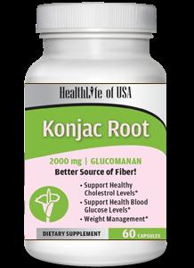 konjac-root